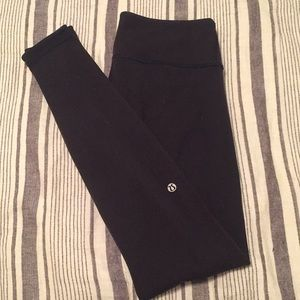lululemon athletica Pants - SOLD 🍋Lululemon Wunder Under Reversible Leggings
